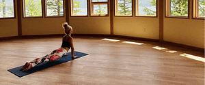 yoga in Maloca