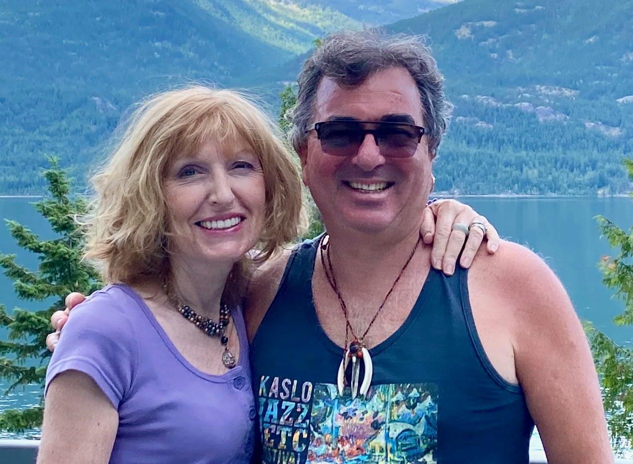 Richard Kay and Gillian Maxwell