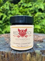 Red Fox Botanicals' Calming Chamomile Face Moisturizer